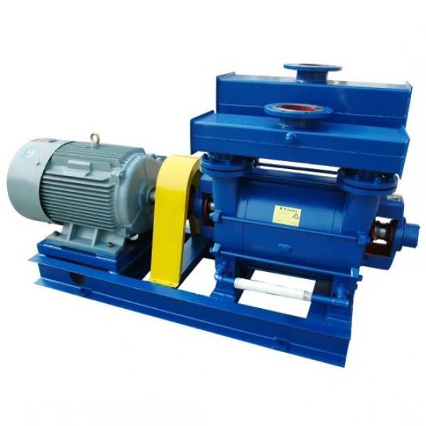 Vickers PVBQA29-RS-22-CC-11-PRC Piston Pump #1 image