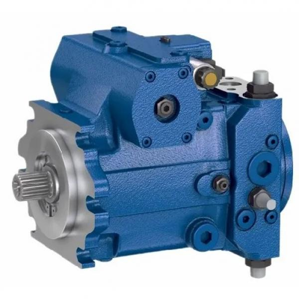 Vickers 3520V38A11-1AA22R Double Vane Pump #1 image