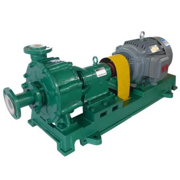 Vickers PVH141QIC-RSM-13S-11-C25-31 Piston Pump #1 image