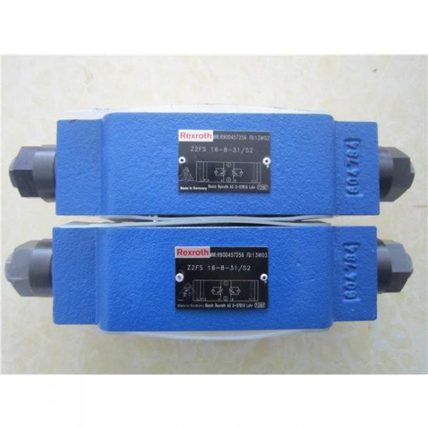 REXROTH 3WE 6 B6X/EG24N9K4/V R900948958 Directional spool valves #2 image