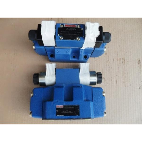 REXROTH 4WE 10 F3X/CG24N9K4 R987046782 Directional spool valves #2 image